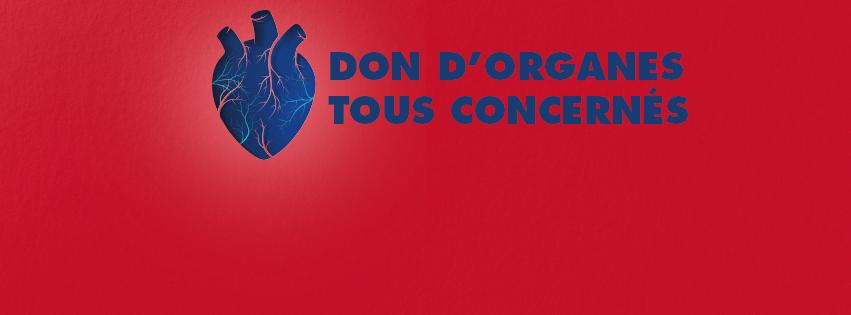 16e journée mondiale de réflexion sur le don d'organes : tous concernés