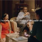 Cancer de la prostate spot