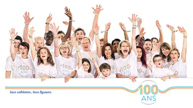 les 100 ans de la Ligue contre le cancer