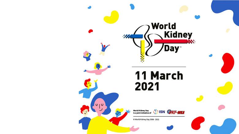 Journée mondiale du rein : remettre le bien vivre au cœur de la prise en charge